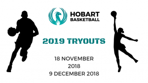 Hobart Basketball Tryouts 2019 Season