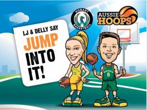 Aussie Hoops Hobart Basketball Term 4 2018