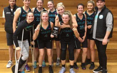Basketball Tas State League 2018