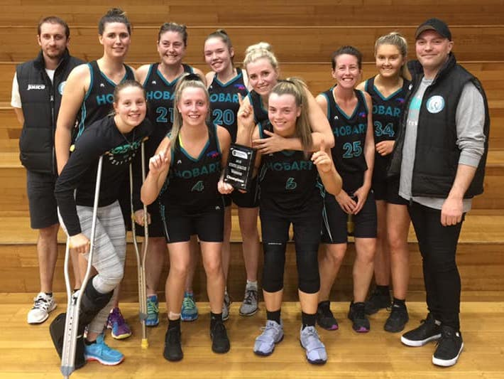 Basketball Tas State League 2018