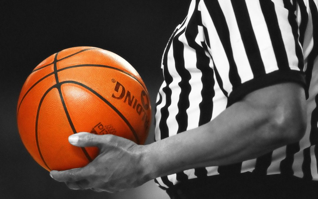 Basketball Referee Courses – 2019