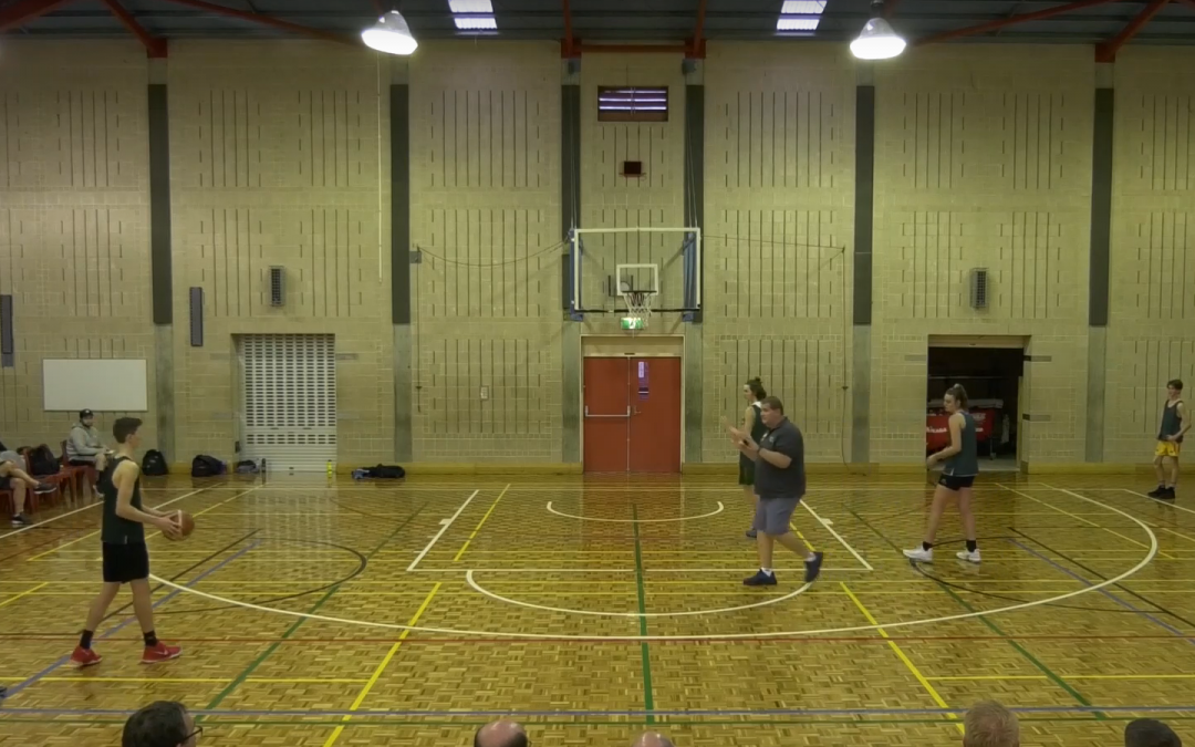 Basketball Tasmania Coaching Clinic